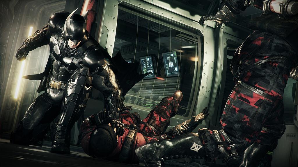Osm obrázků z Batman: Arkham Knight 105688