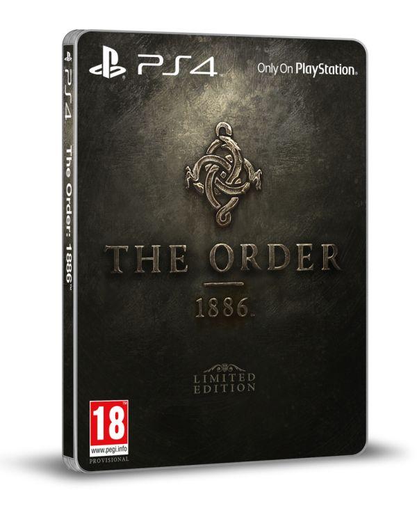 Vyberte si ze třech edic The Order: 1886 105697