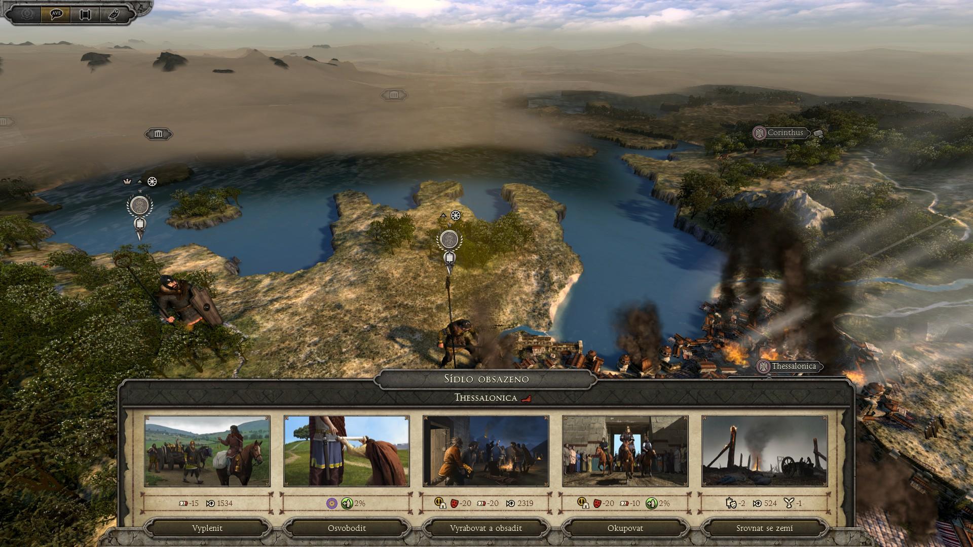 Total War: Attila – Bič Boží přichází 105802