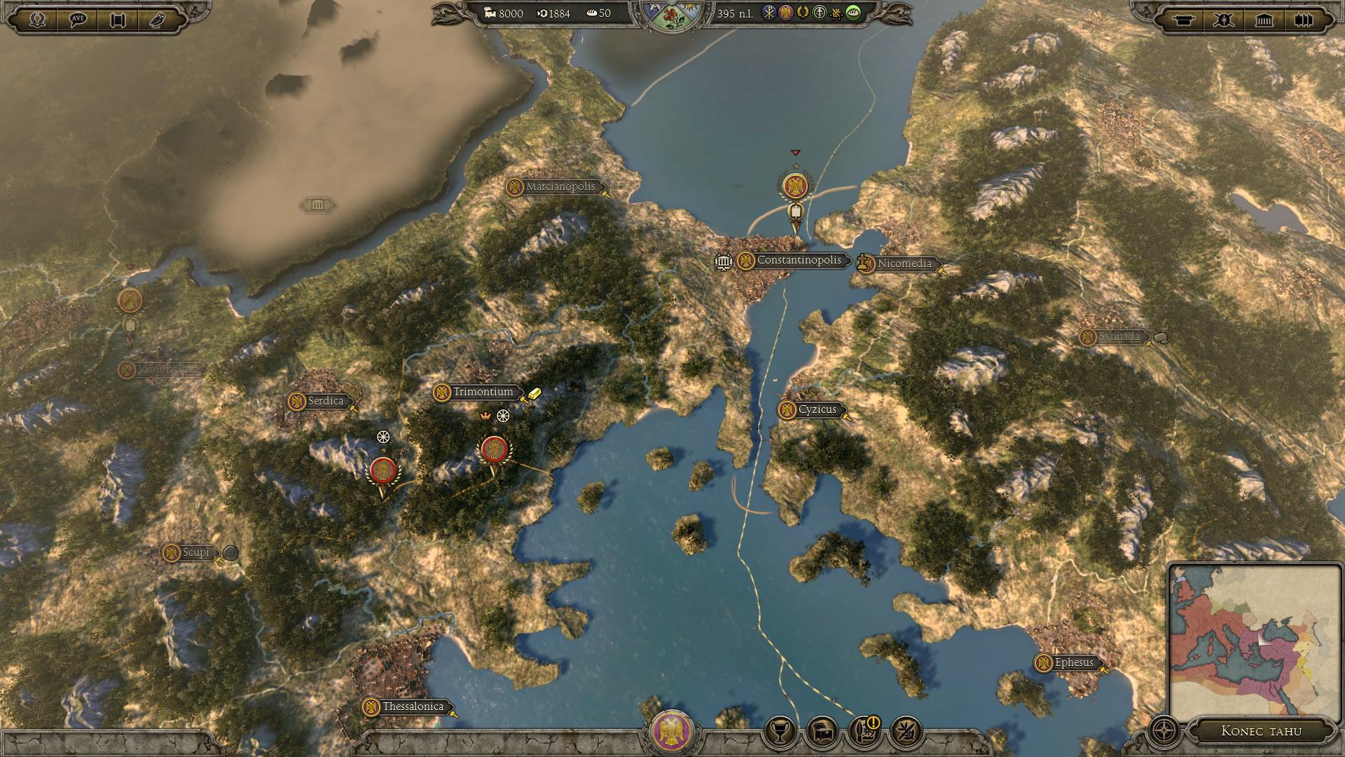 Total War: Attila – Bič Boží přichází 105803
