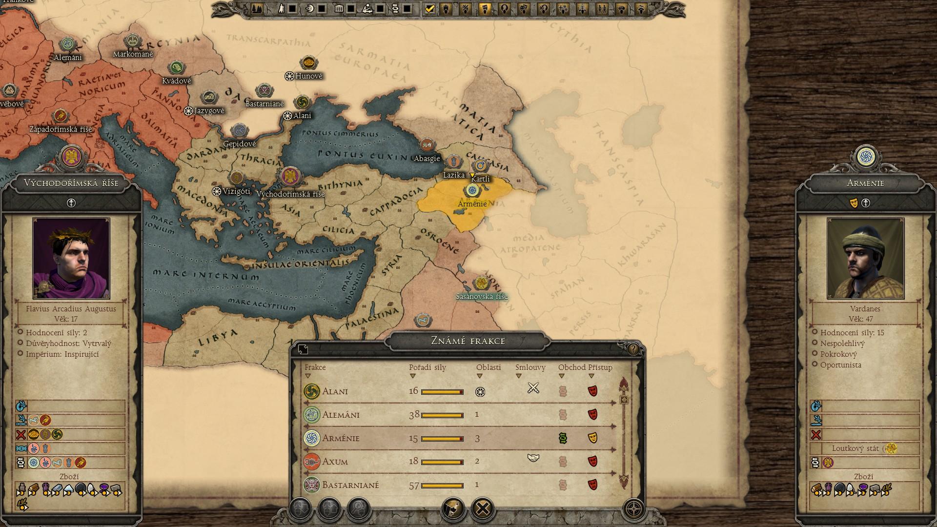Total War: Attila – Bič Boží přichází 105804