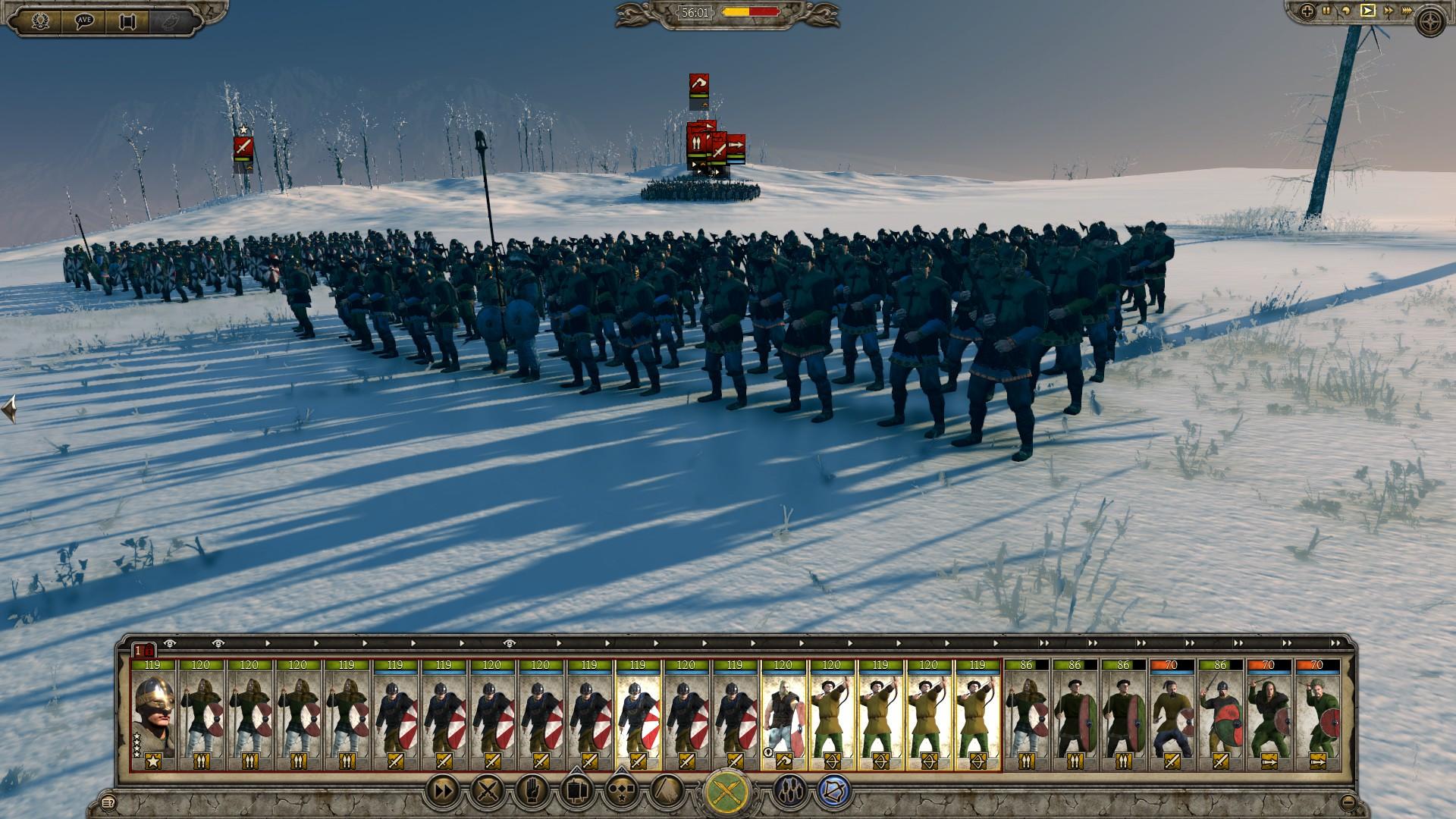 Total War: Attila – Bič Boží přichází 105806