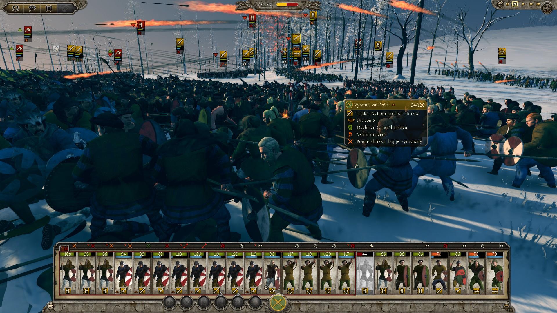 Total War: Attila – Bič Boží přichází 105807