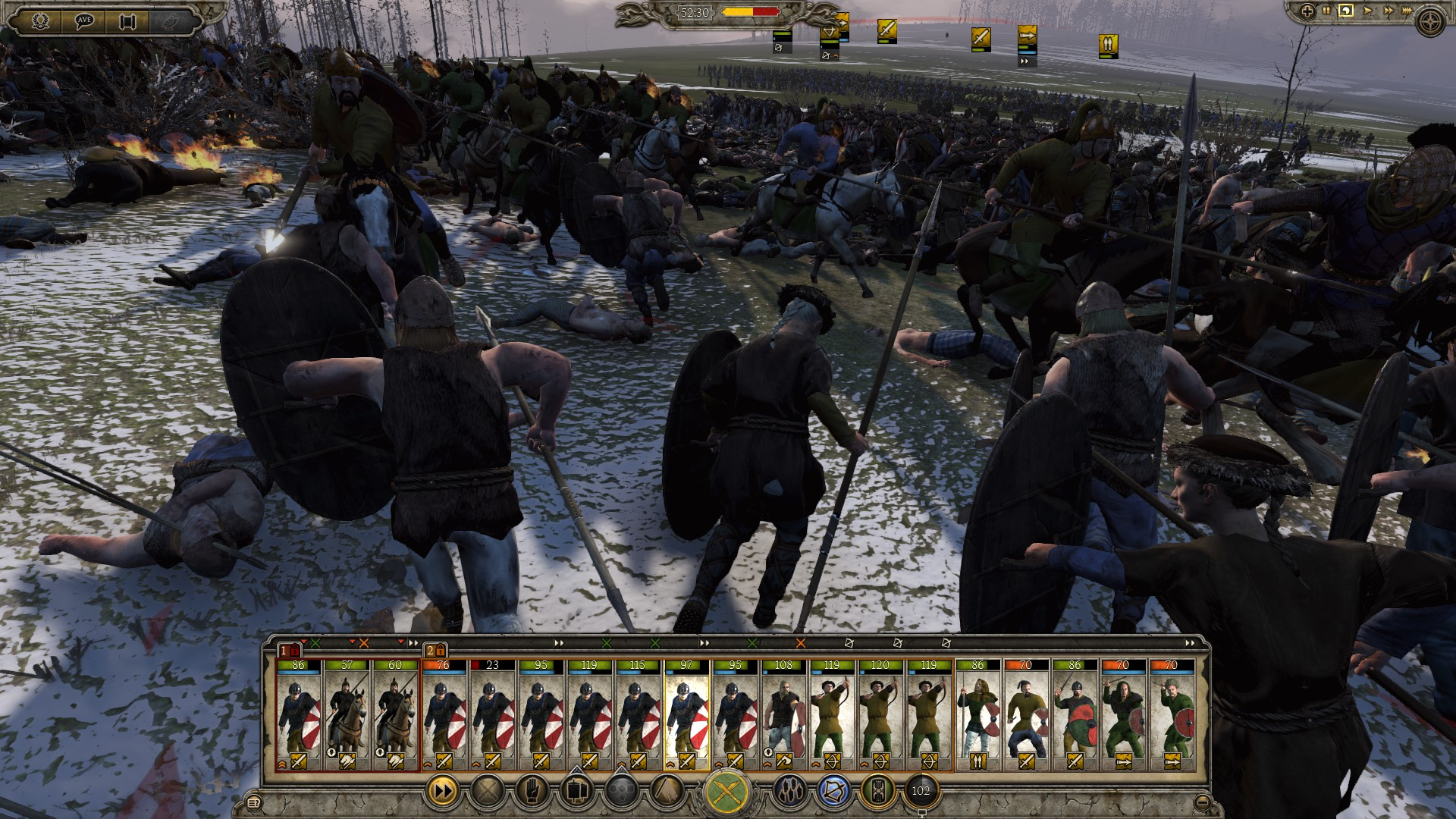 Total War: Attila – Bič Boží přichází 105809