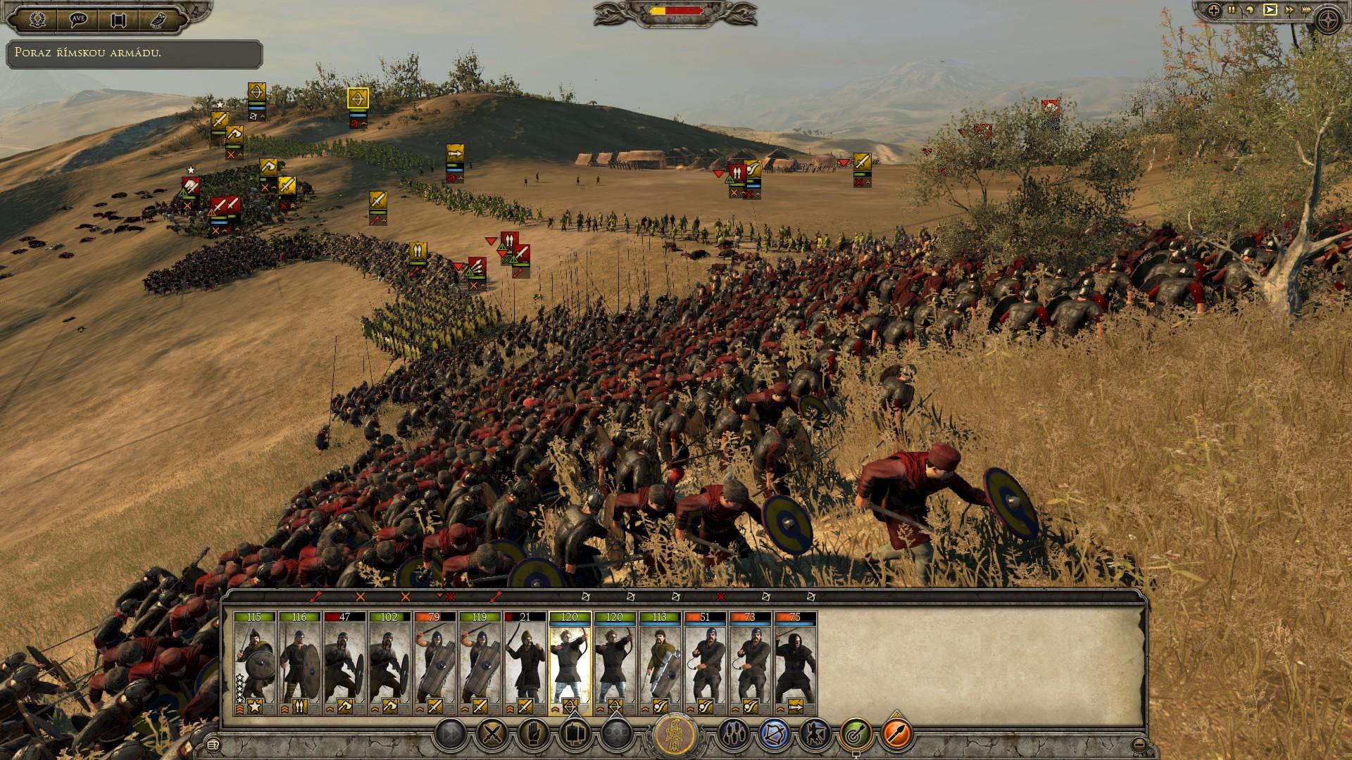 Total War: Attila – Bič Boží přichází 105813