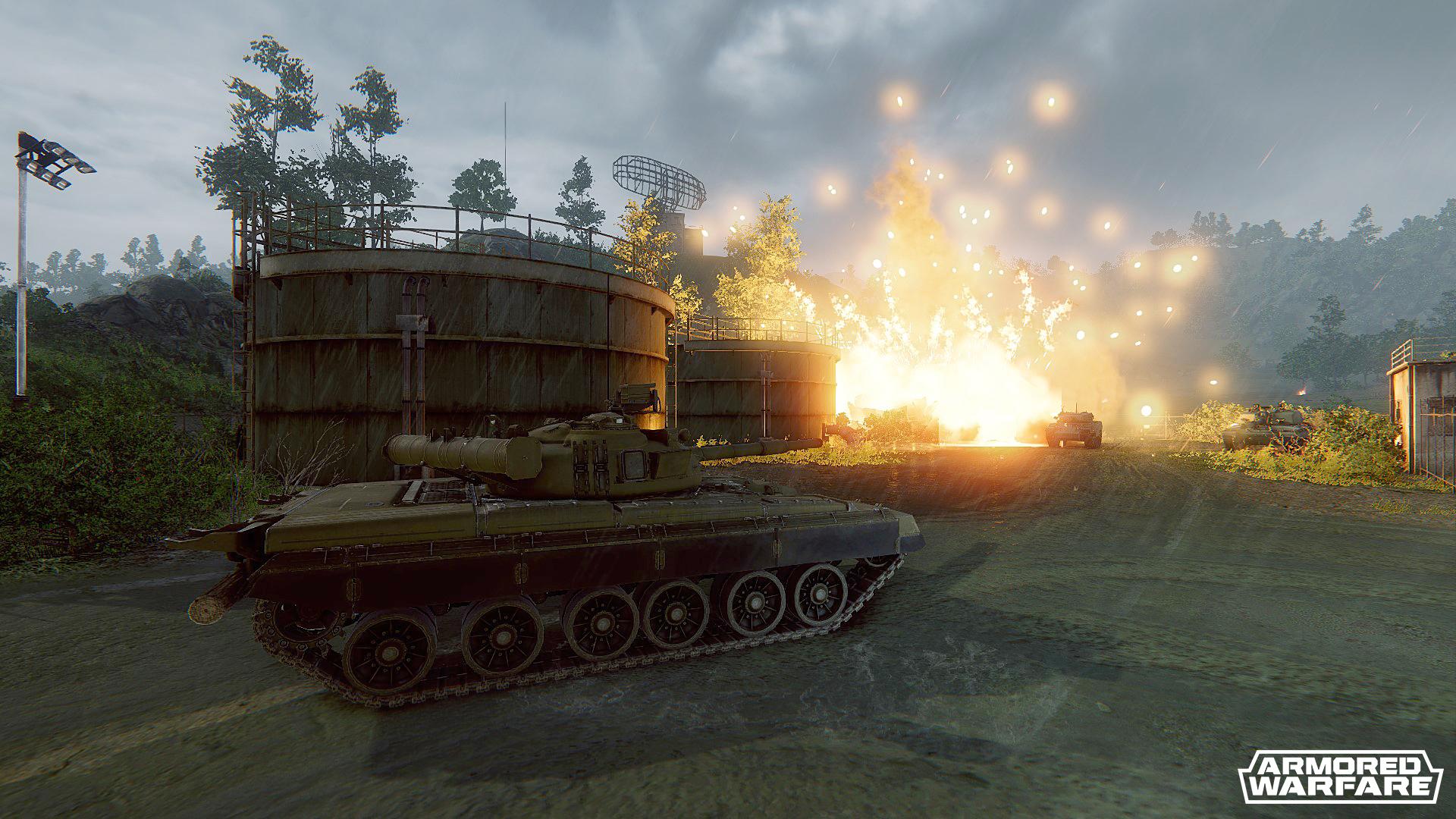 Rozhovor s tvůrci Armored Warfare - tankoví maniaci z Obsidianu 105847