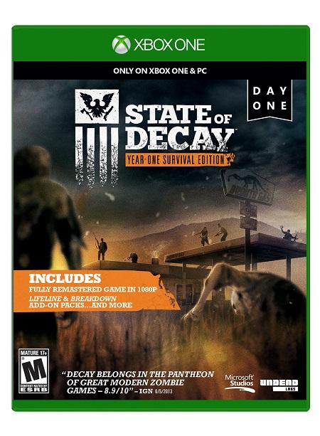 State of Decay si budete moci upgradovat na Xbox One jen do 30. června 105986