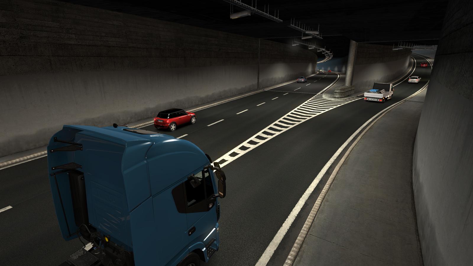 Oslo na obrázcích z expanze Euro Truck Simulator 2 105989