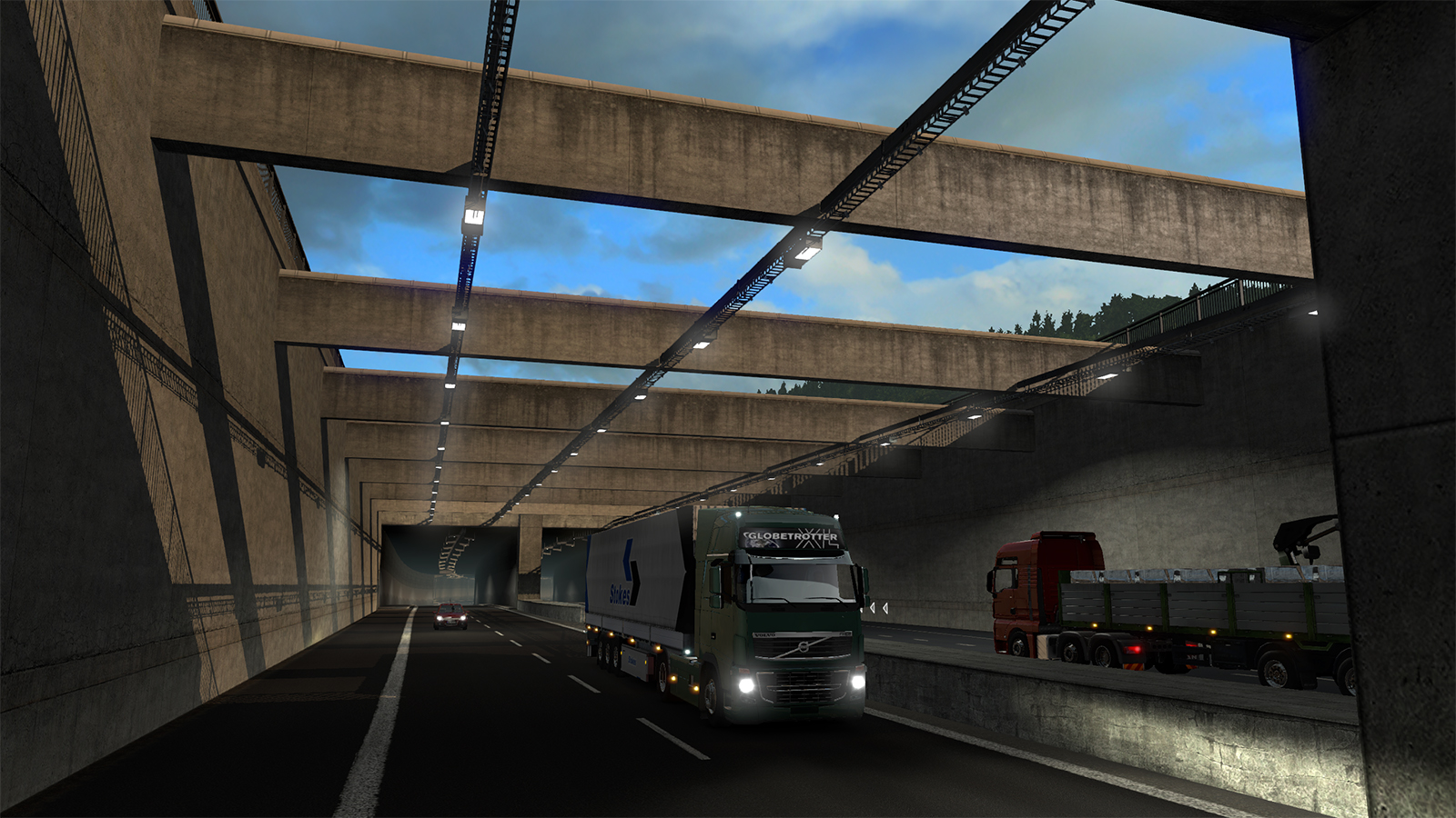 Oslo na obrázcích z expanze Euro Truck Simulator 2 105991