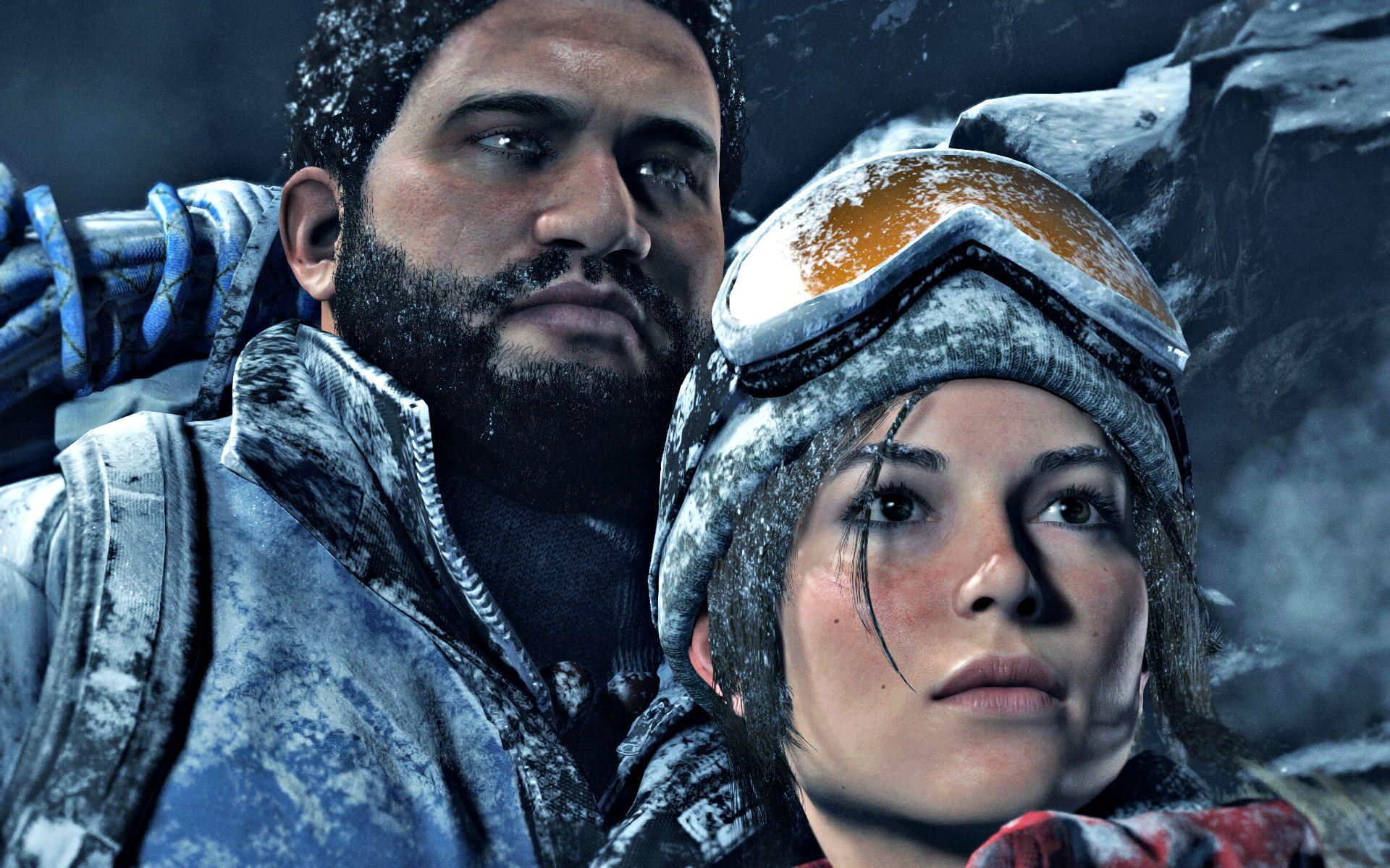 Konečně pořádné obrázky z Rise of the Tomb Raider 106004
