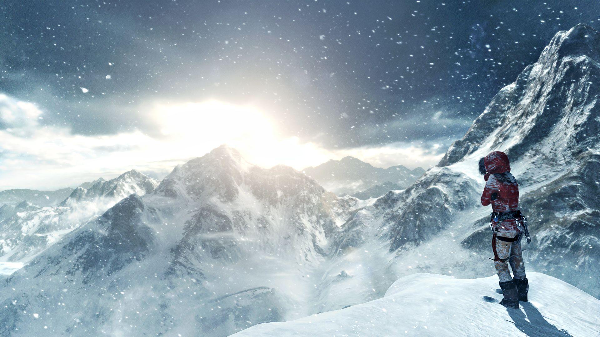 Konečně pořádné obrázky z Rise of the Tomb Raider 106005