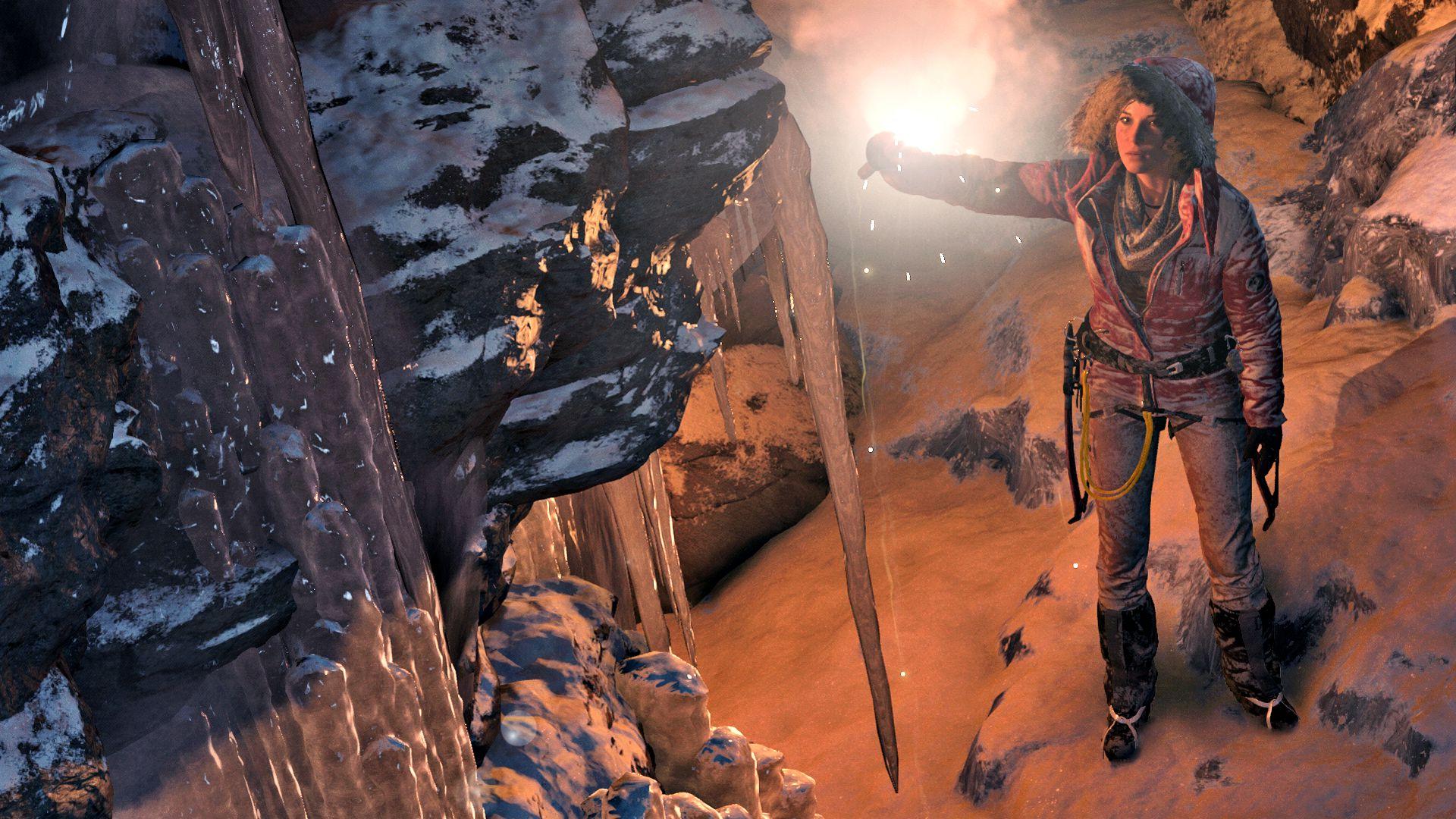Konečně pořádné obrázky z Rise of the Tomb Raider 106007