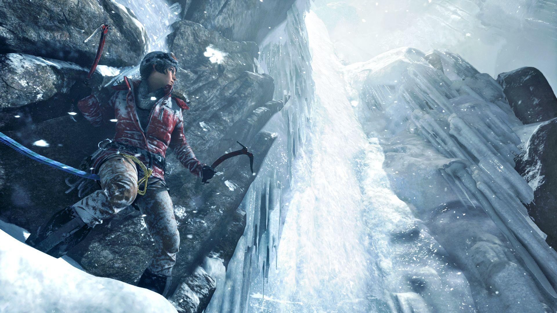 Konečně pořádné obrázky z Rise of the Tomb Raider 106008