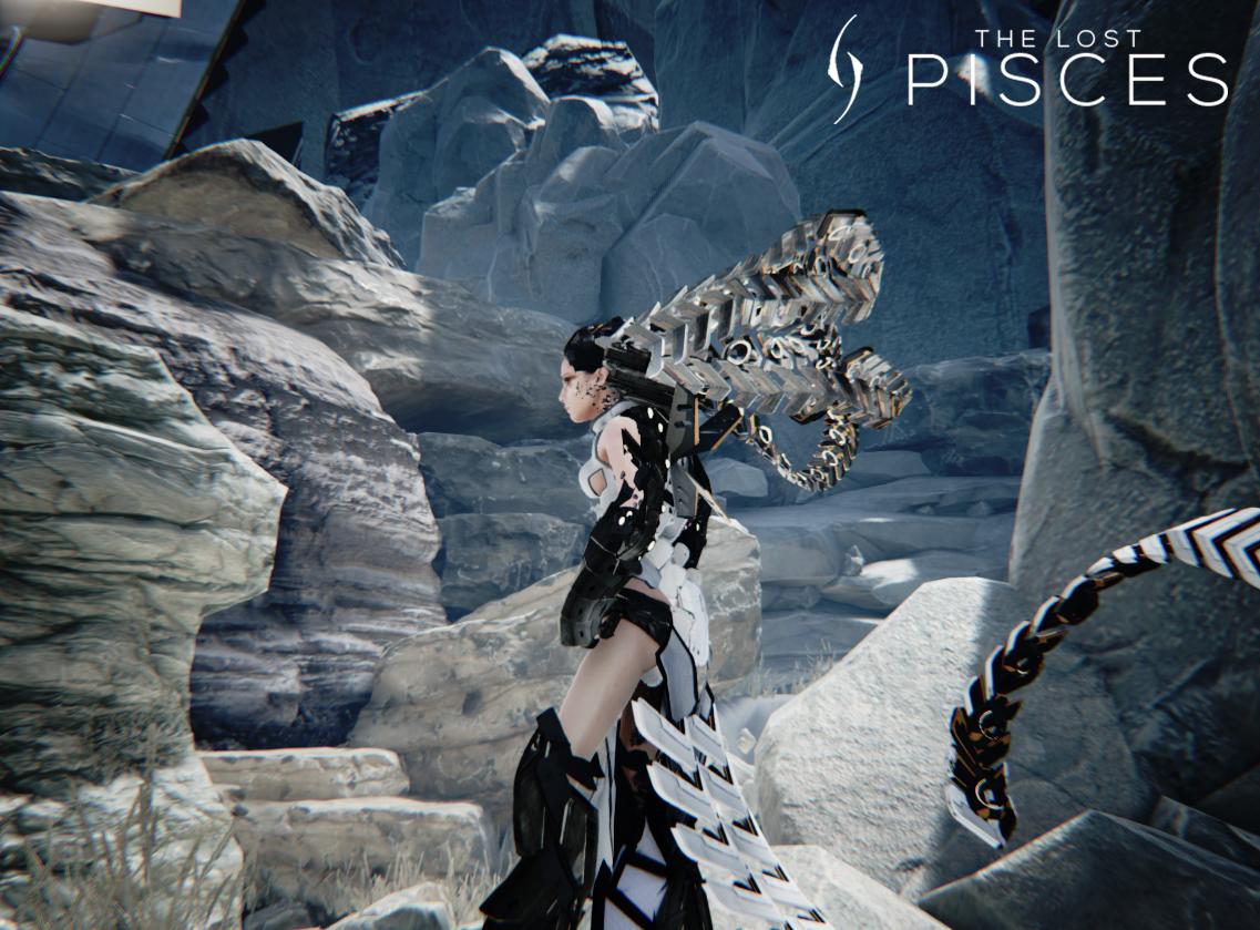 The Lost Pisces: Sci-fi obdoba The Little Mermaid začíná ožívat 106027