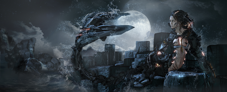 The Lost Pisces: Sci-fi obdoba The Little Mermaid začíná ožívat 106029