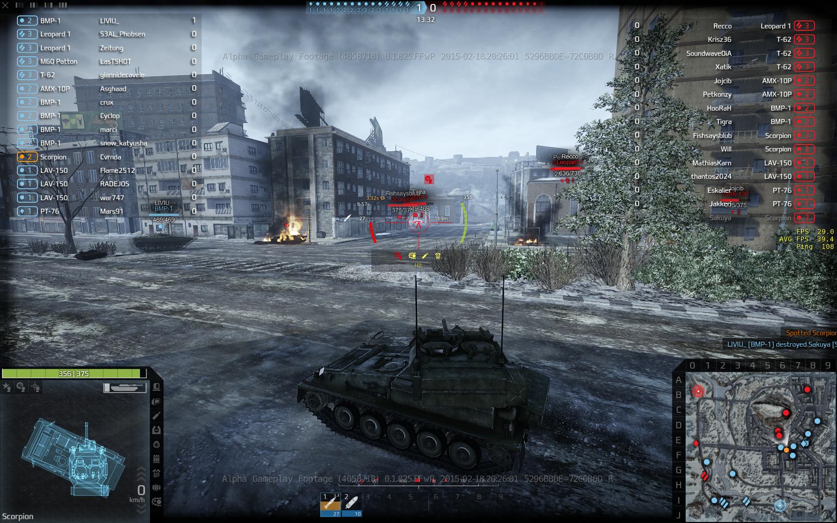 Rozhovor s tvůrci Armored Warfare - tankoví maniaci z Obsidianu 106159