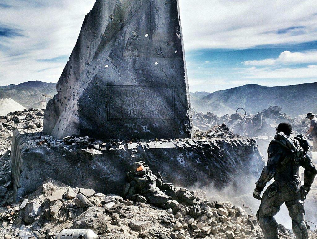 Unikl obrázek z reklamy na Halo 5: Guardians 106161
