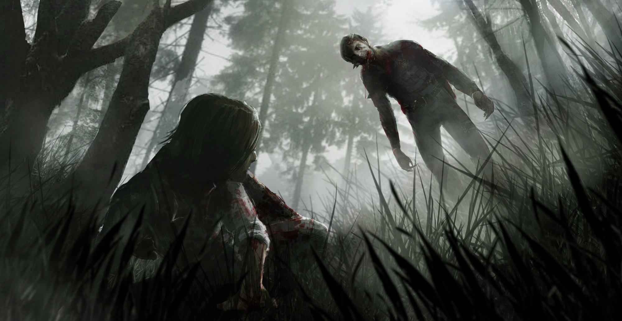 Artworky nových nepřátel v DLC do The Evil Within 106173