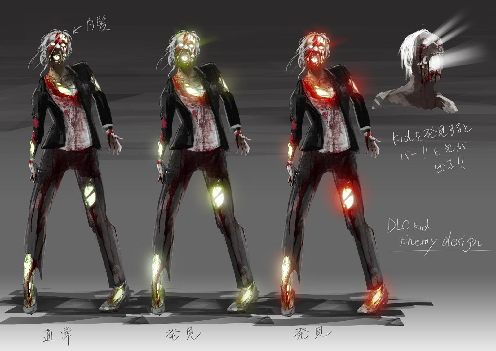 Artworky nových nepřátel v DLC do The Evil Within 106174