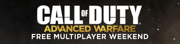 Každý si může o víkendu zdarma zahrát Call of Duty: Advanced Warfare 106176