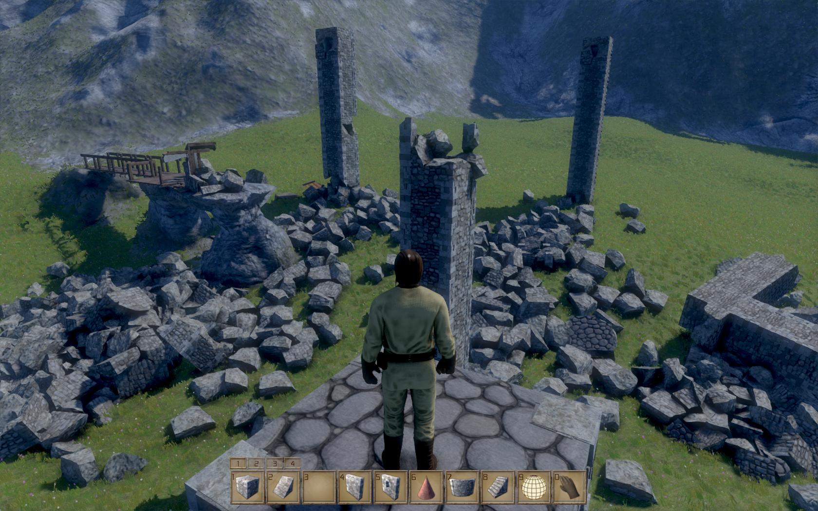 Medieval Engineers - zničte si své veledílo 106186