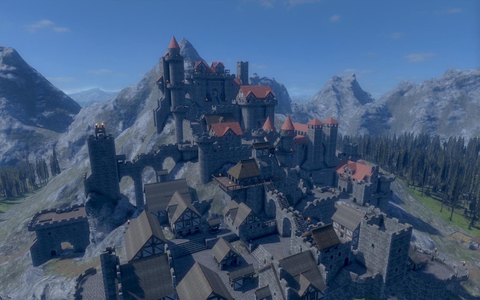 Medieval Engineers - zničte si své veledílo 106191