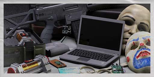 Prohlédněte si zbraně a vybavení pro Heisty v GTA 5 106199