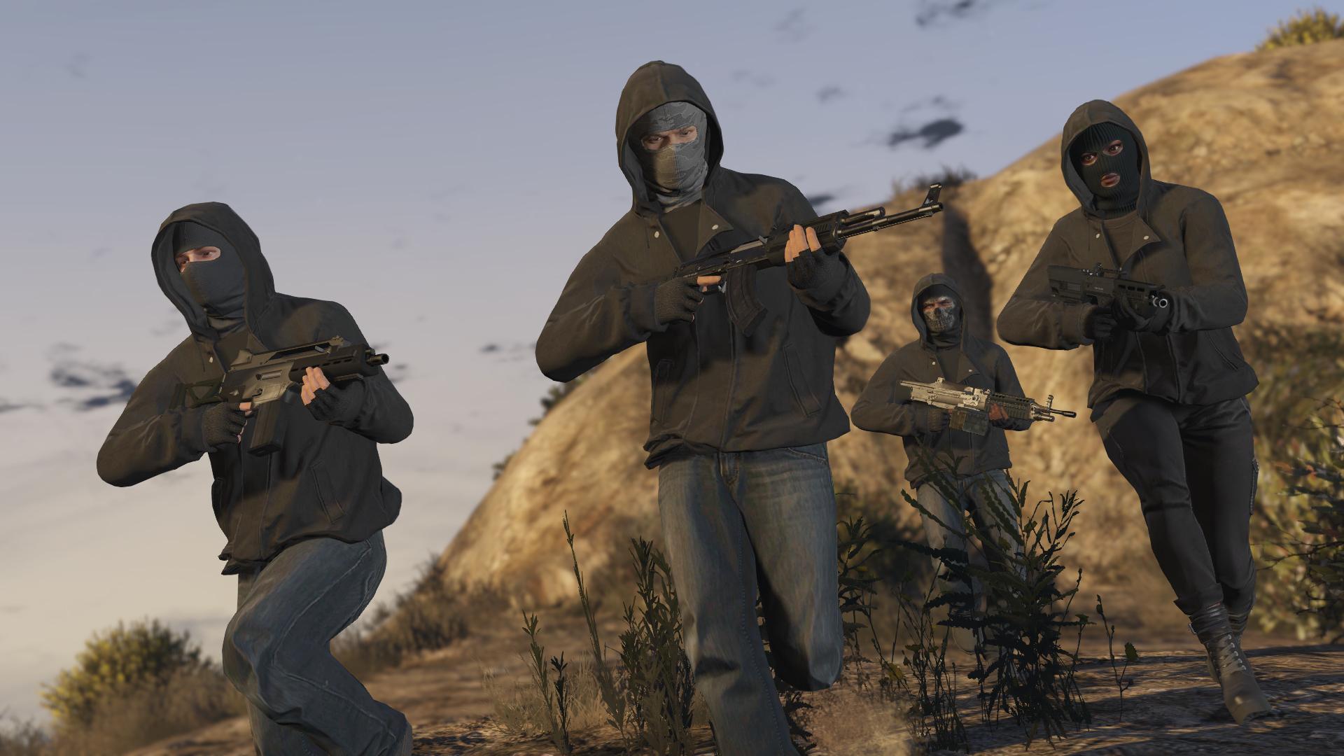 Grand Theft Auto V pro PC odloženo na 14. dubna, Heisty dorazí v březnu 106238