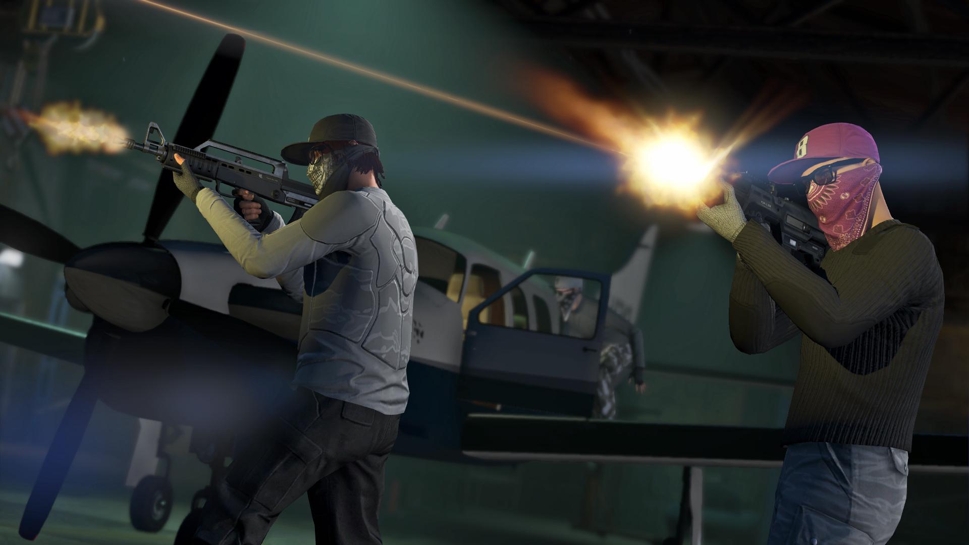 Grand Theft Auto V pro PC odloženo na 14. dubna, Heisty dorazí v březnu 106243
