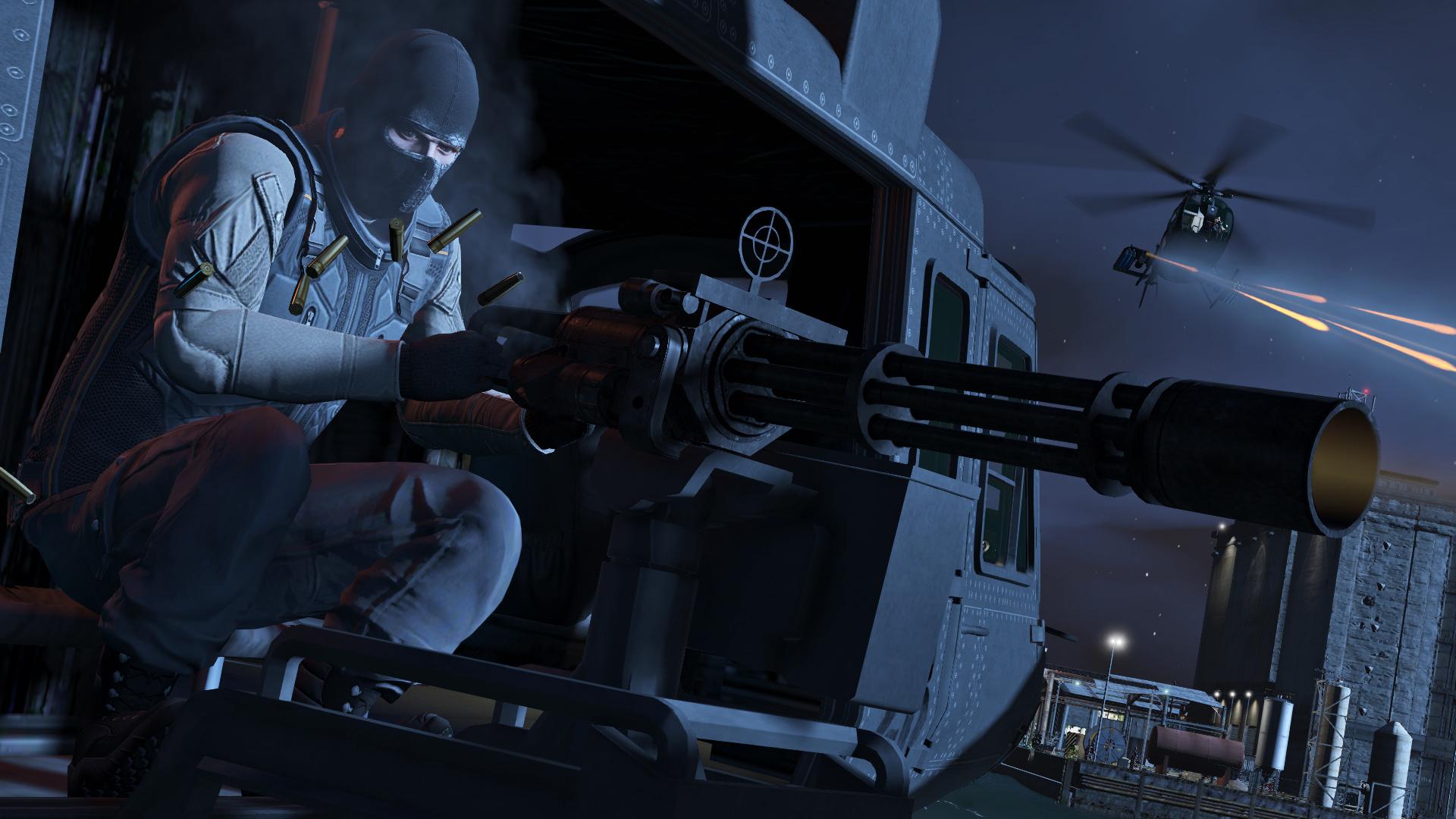 Grand Theft Auto V pro PC odloženo na 14. dubna, Heisty dorazí v březnu 106244