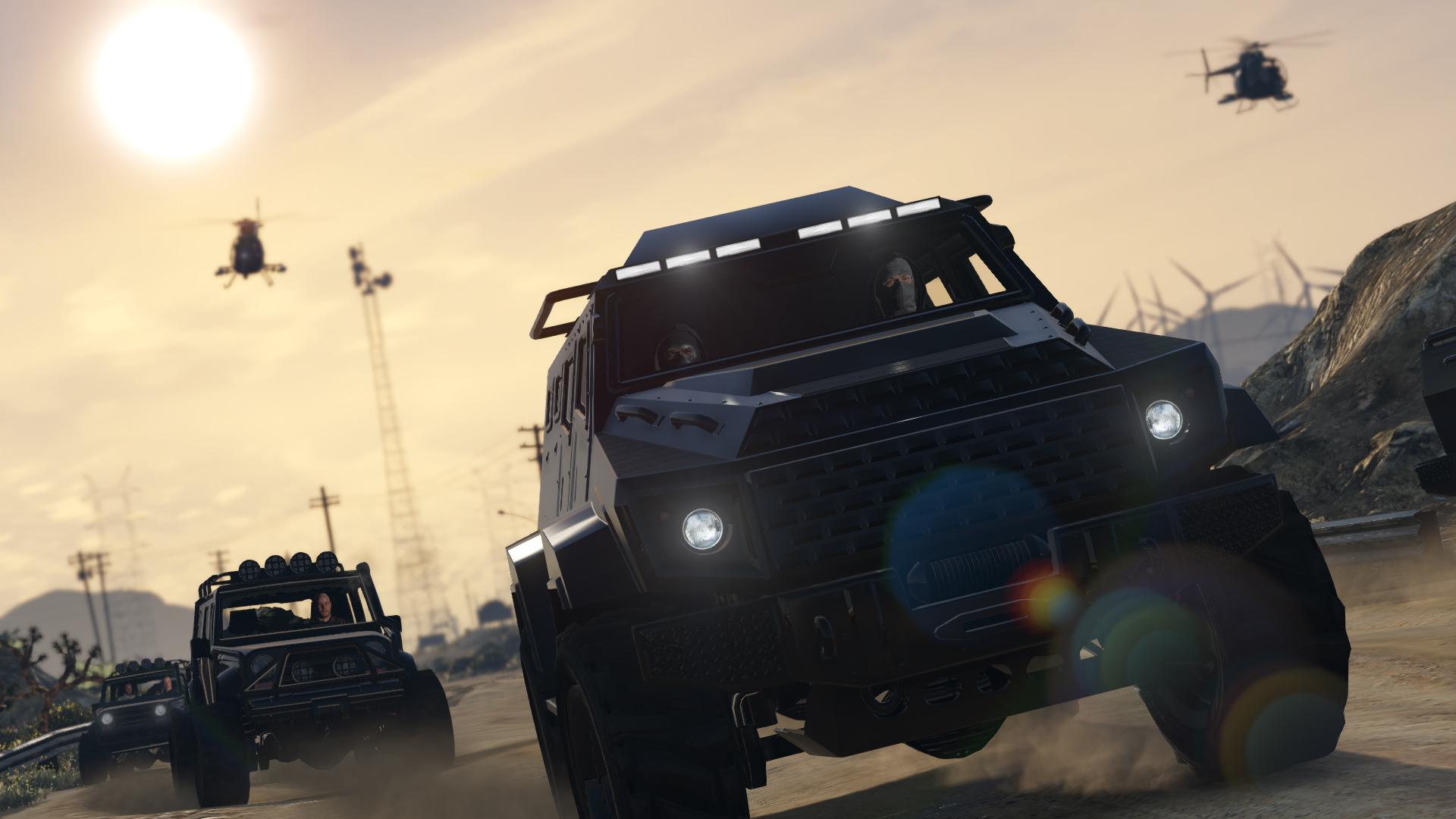 Grand Theft Auto V pro PC odloženo na 14. dubna, Heisty dorazí v březnu 106245