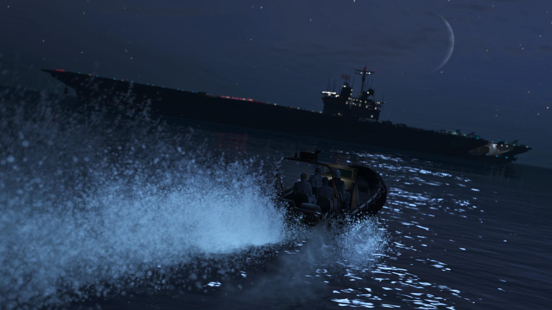 Grand Theft Auto V pro PC odloženo na 14. dubna, Heisty dorazí v březnu 106247