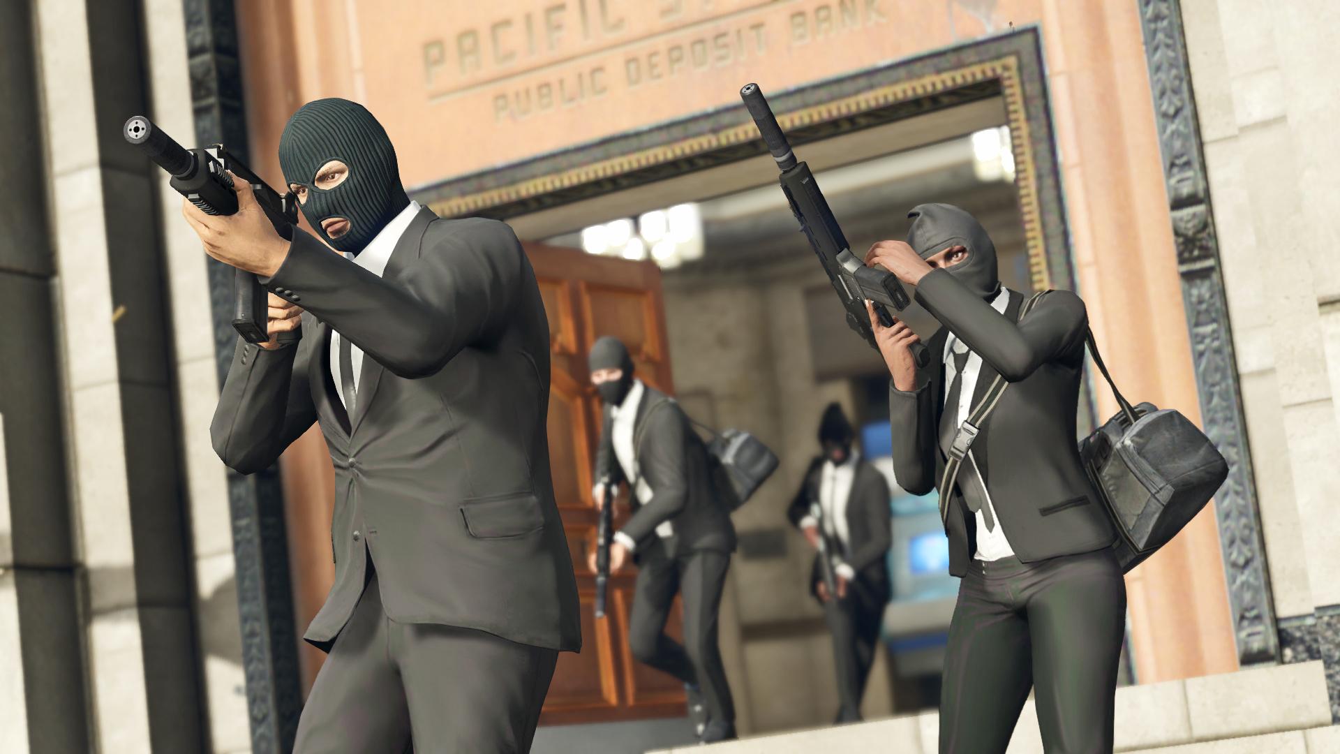 Grand Theft Auto V pro PC odloženo na 14. dubna, Heisty dorazí v březnu 106248