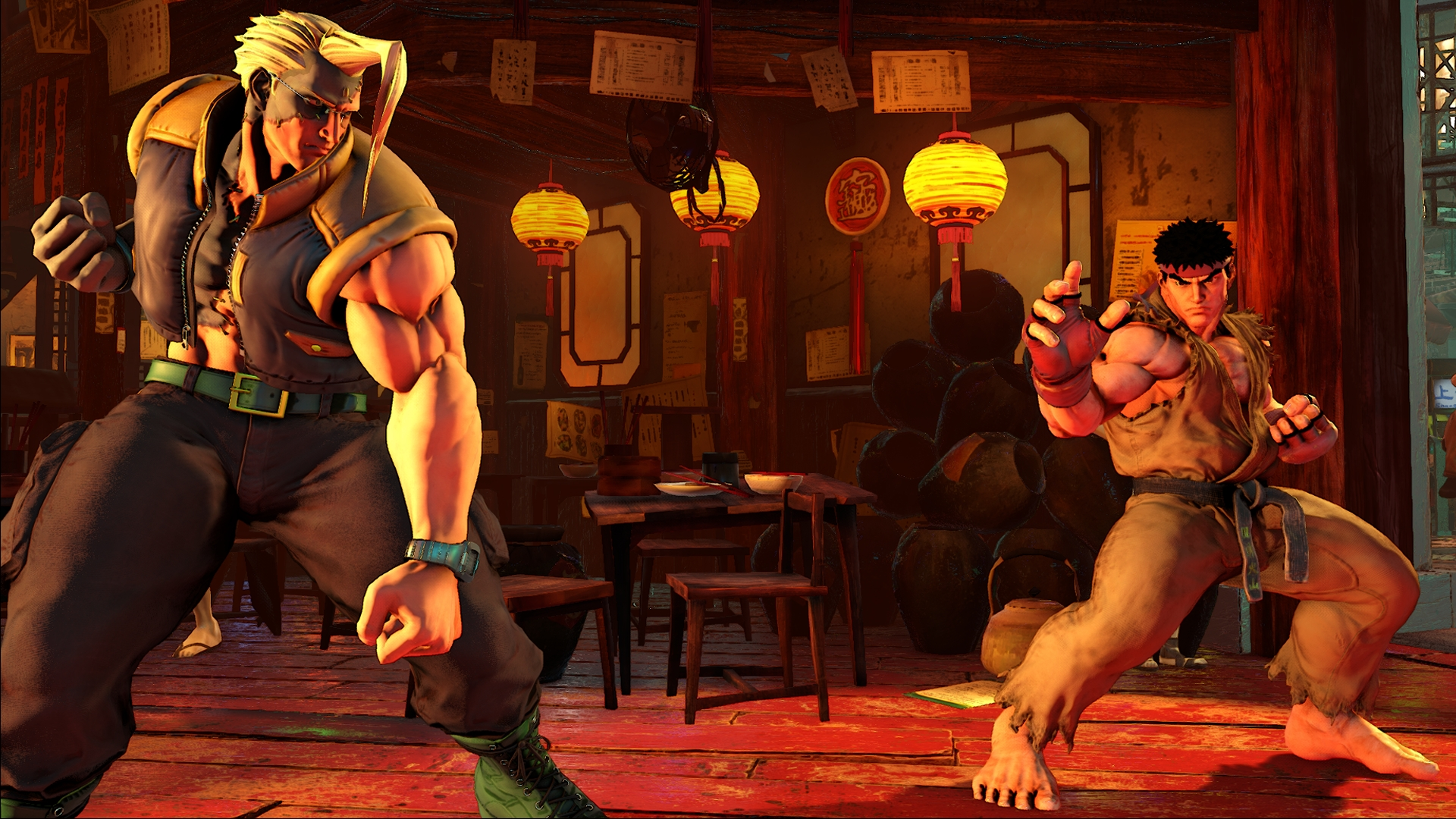 Charlie Nash se vrací ve Street Fighter V 106282