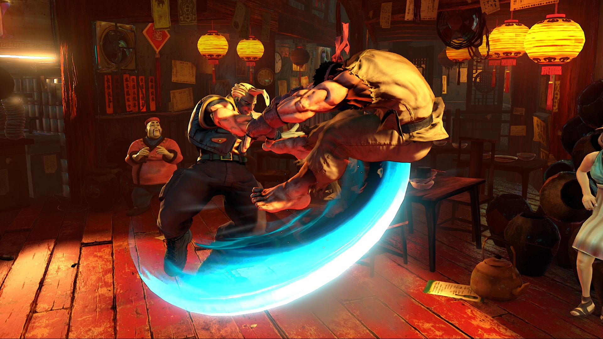 Charlie Nash se vrací ve Street Fighter V 106286