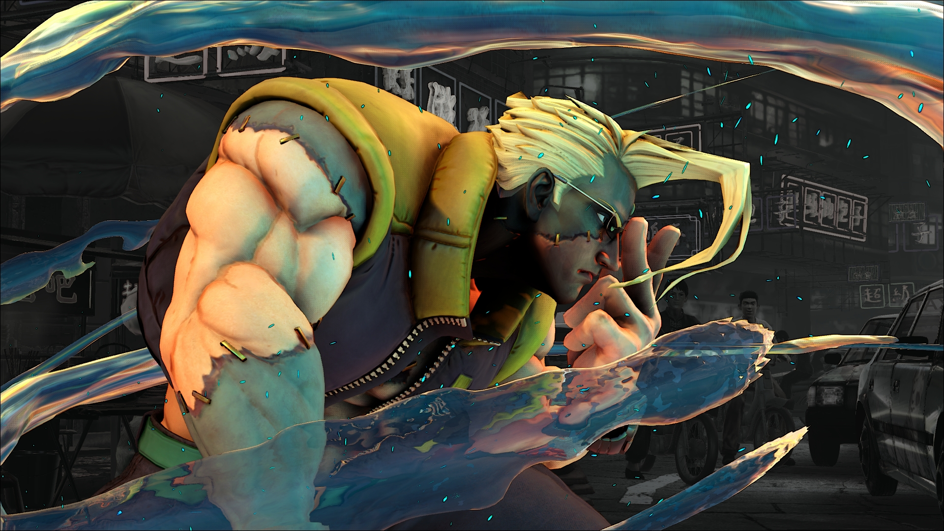 Charlie Nash se vrací ve Street Fighter V 106287