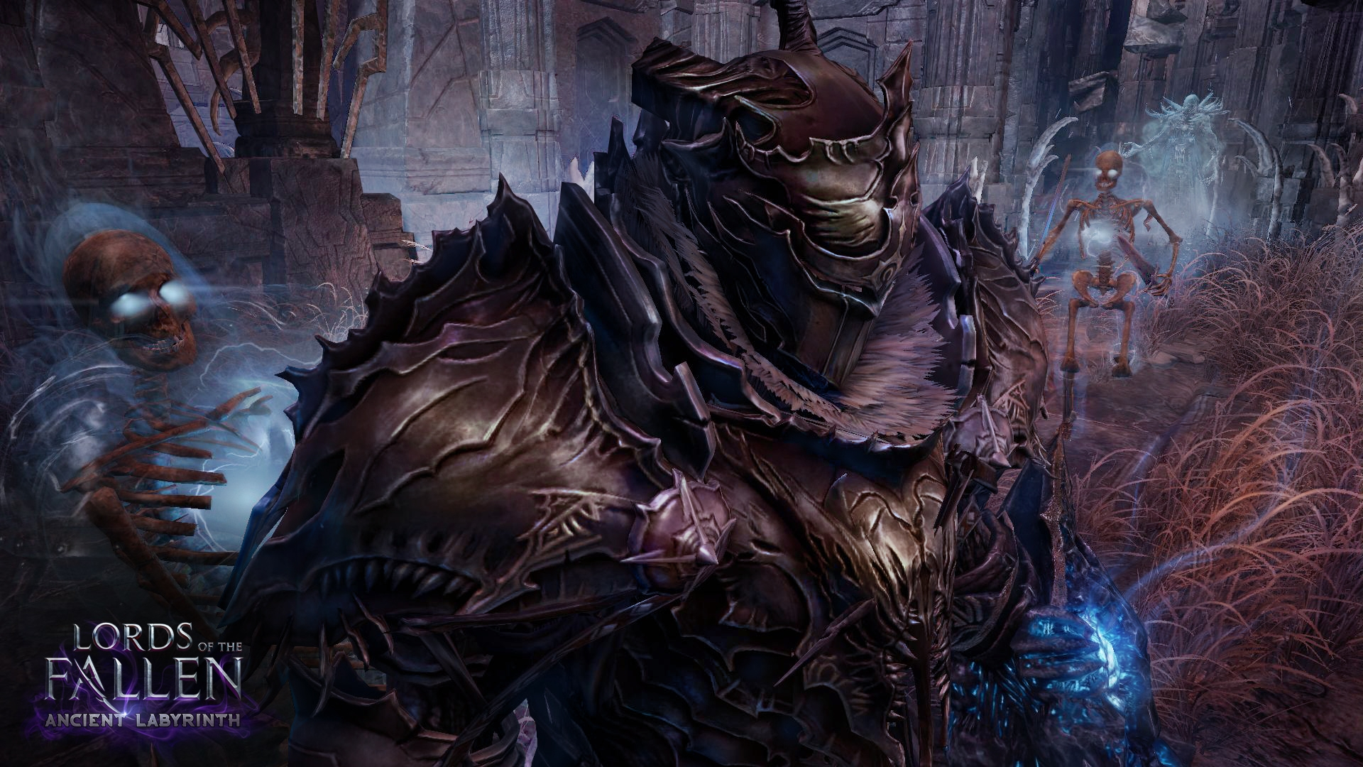 Lords of the Fallen bude po roce rozšířeno 106289