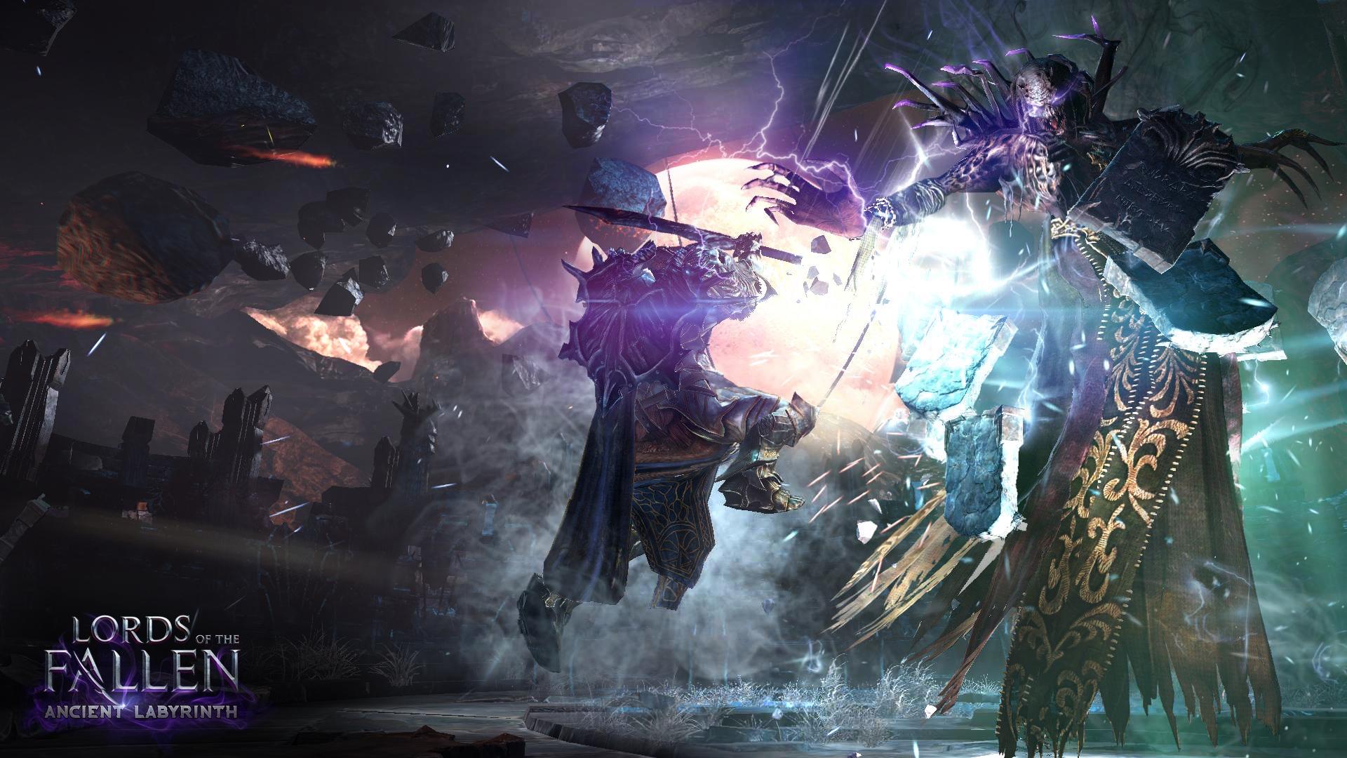 Lords of the Fallen bude po roce rozšířeno 106292
