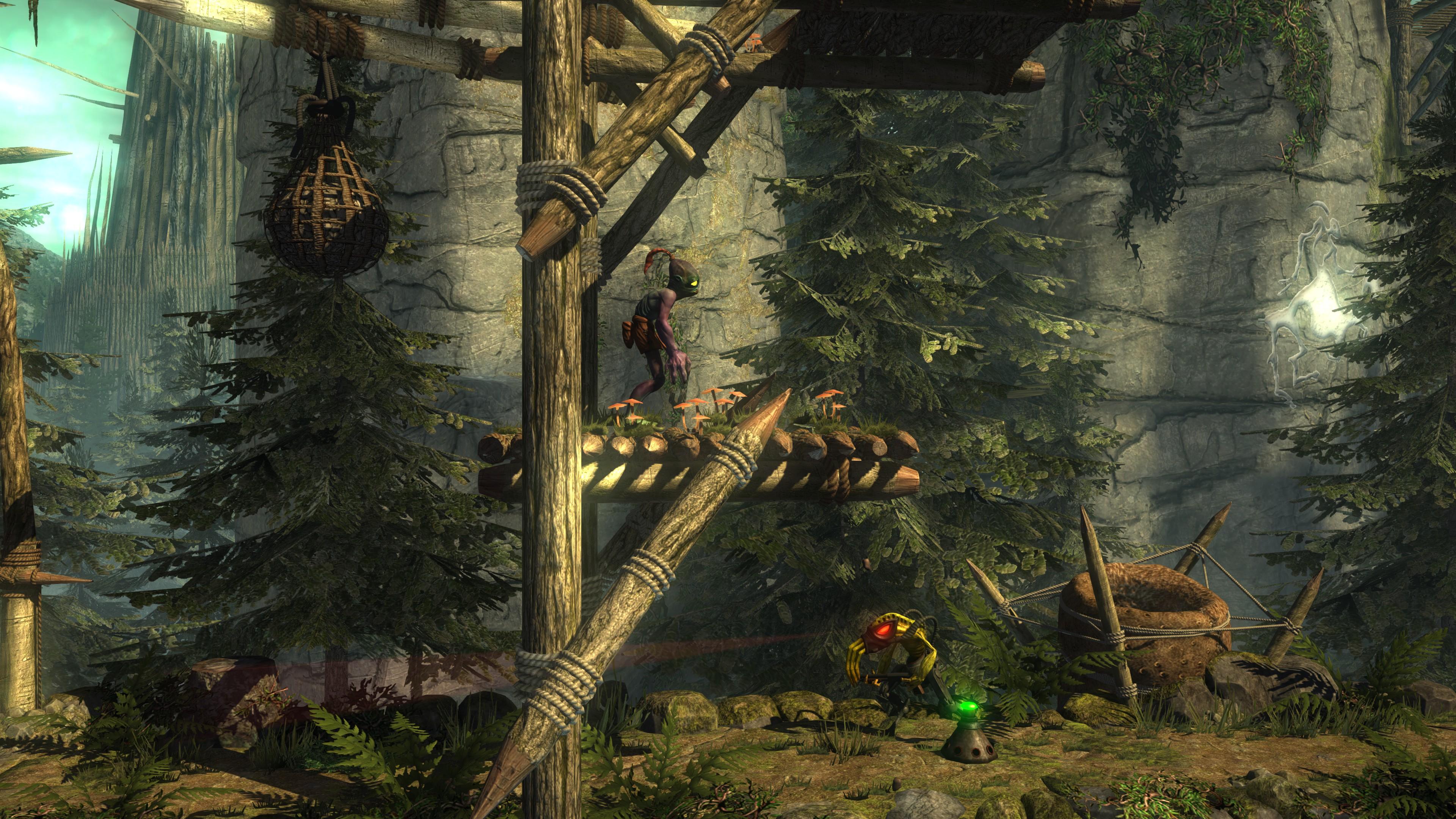 Oddworld: New 'n' Tasty – návrat Abeho 106311