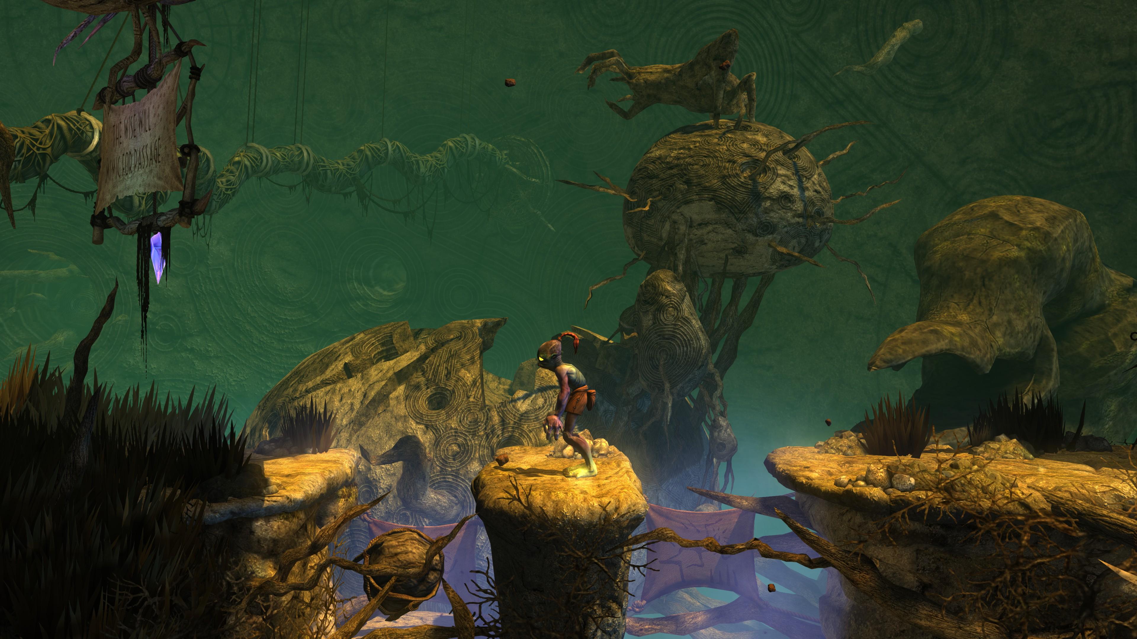 Oddworld: New 'n' Tasty – návrat Abeho 106313
