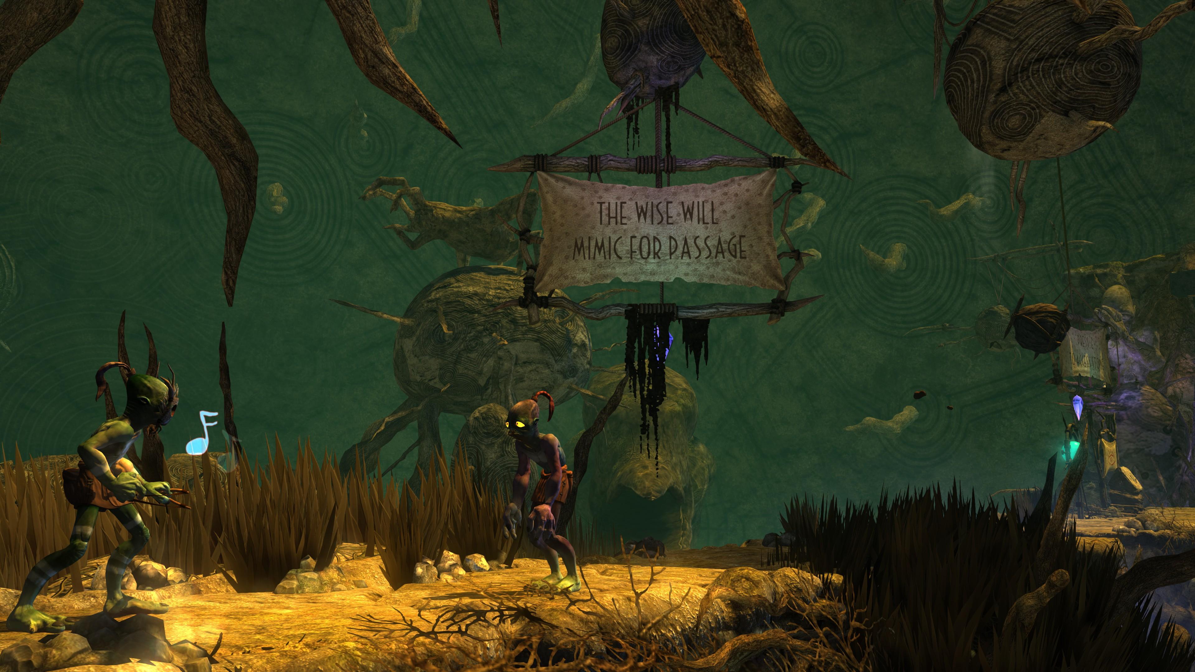 Oddworld: New 'n' Tasty – návrat Abeho 106314