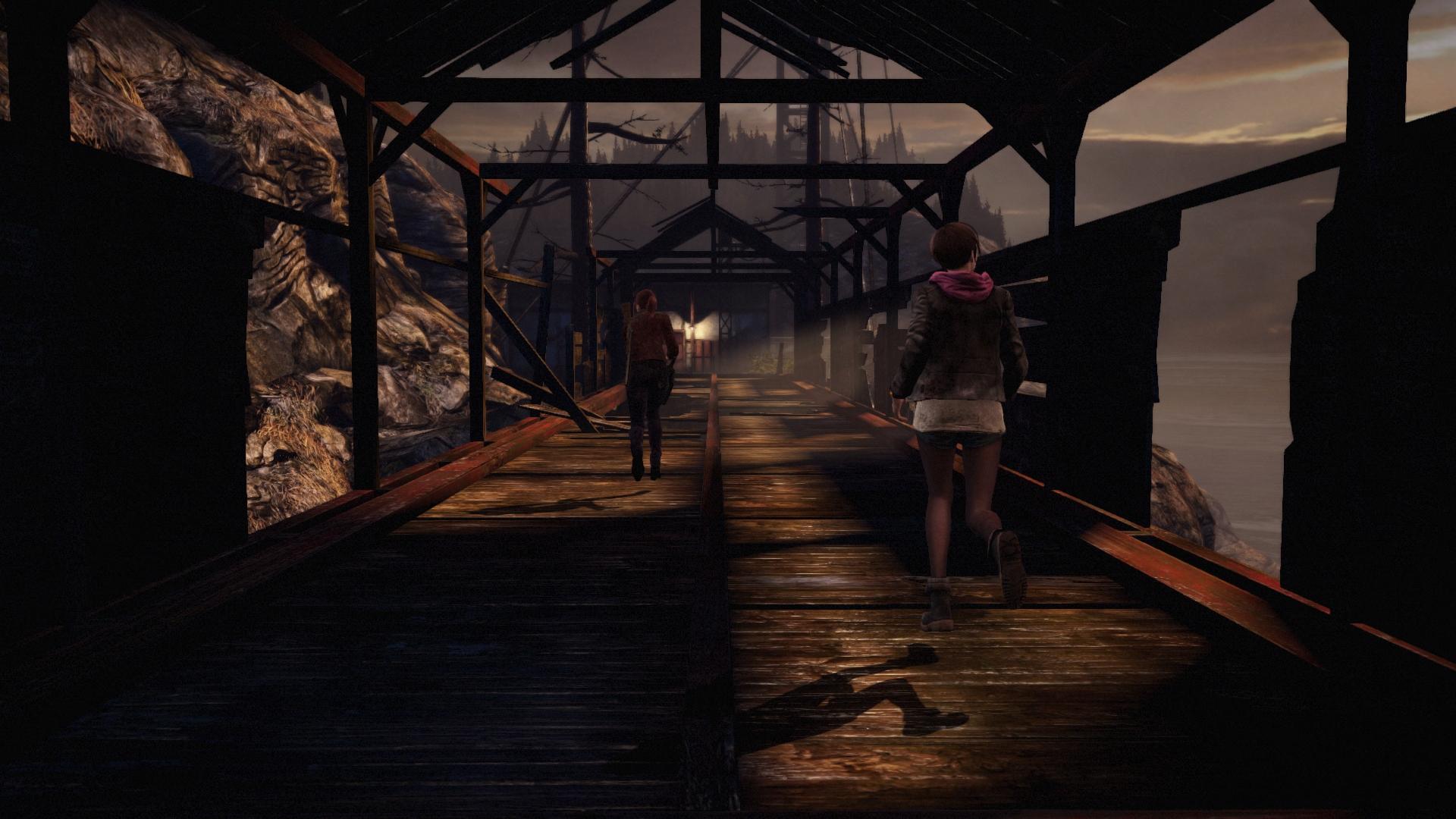 Dohráli jsme Resident Evil: Revelations 2: Penal Colony 106325