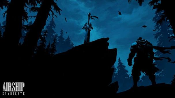 Tvůrce Darksiders ukázal obrázek z nové hry 106384