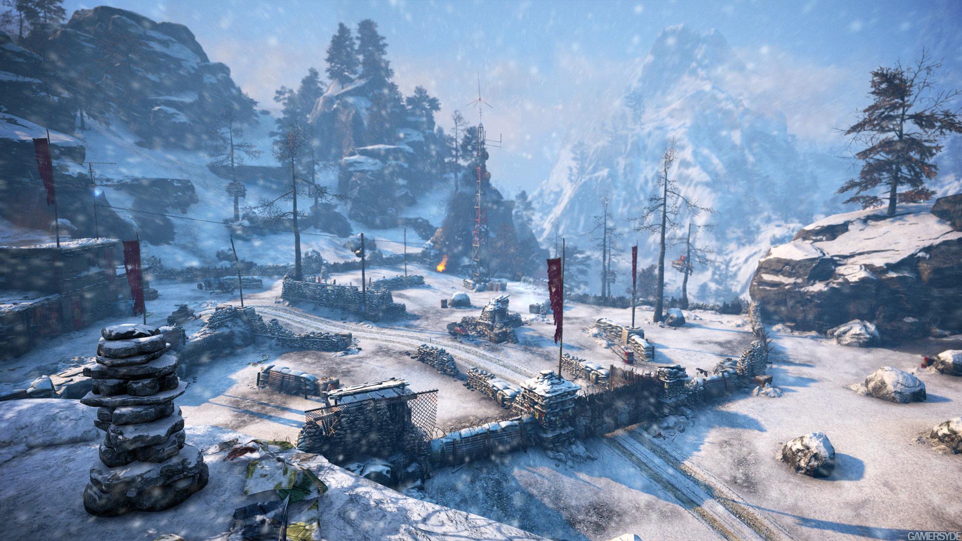 Ukázka z Far Cry 4: Valley of the Yetis 106402