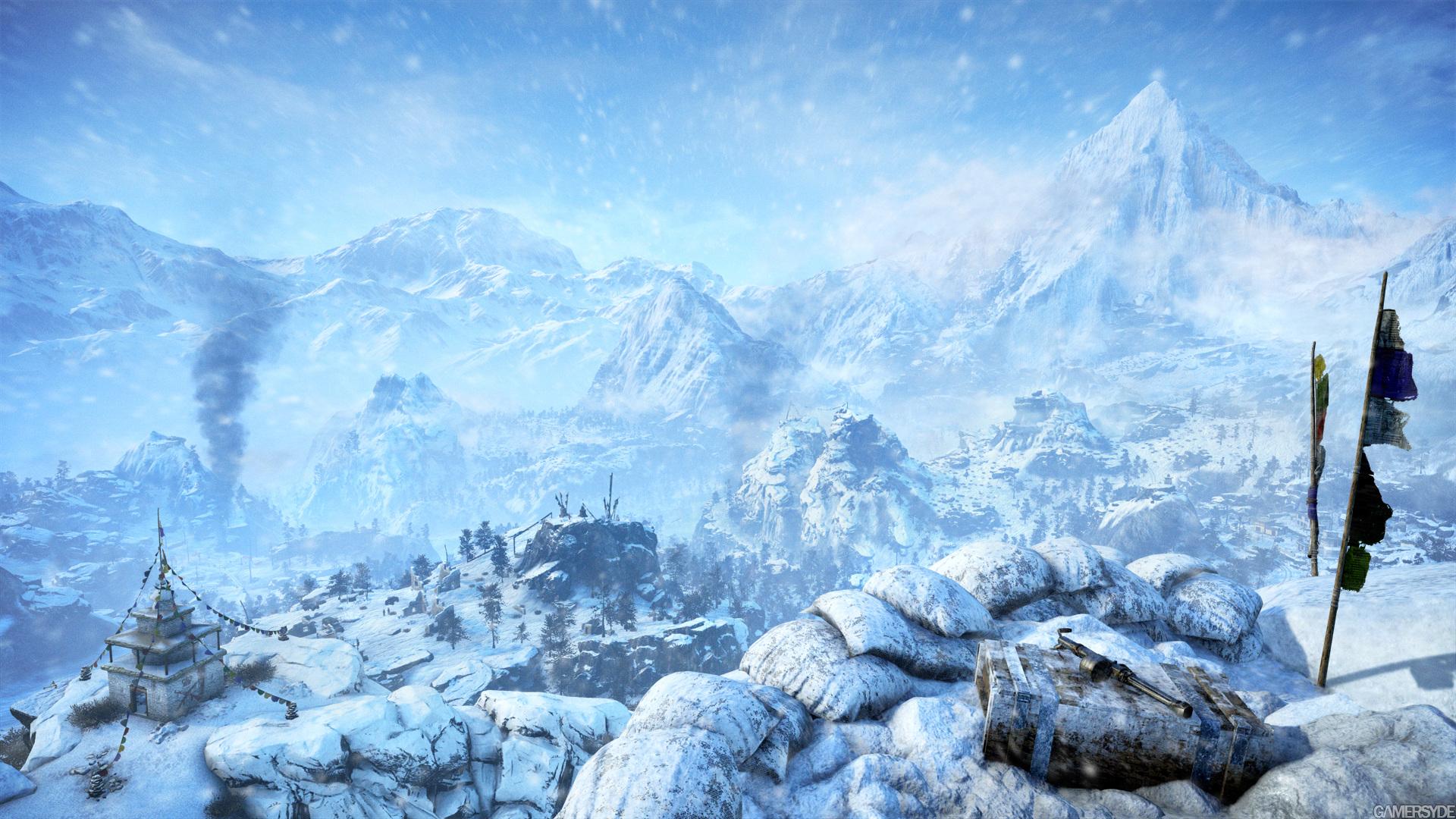 Ukázka z Far Cry 4: Valley of the Yetis 106404