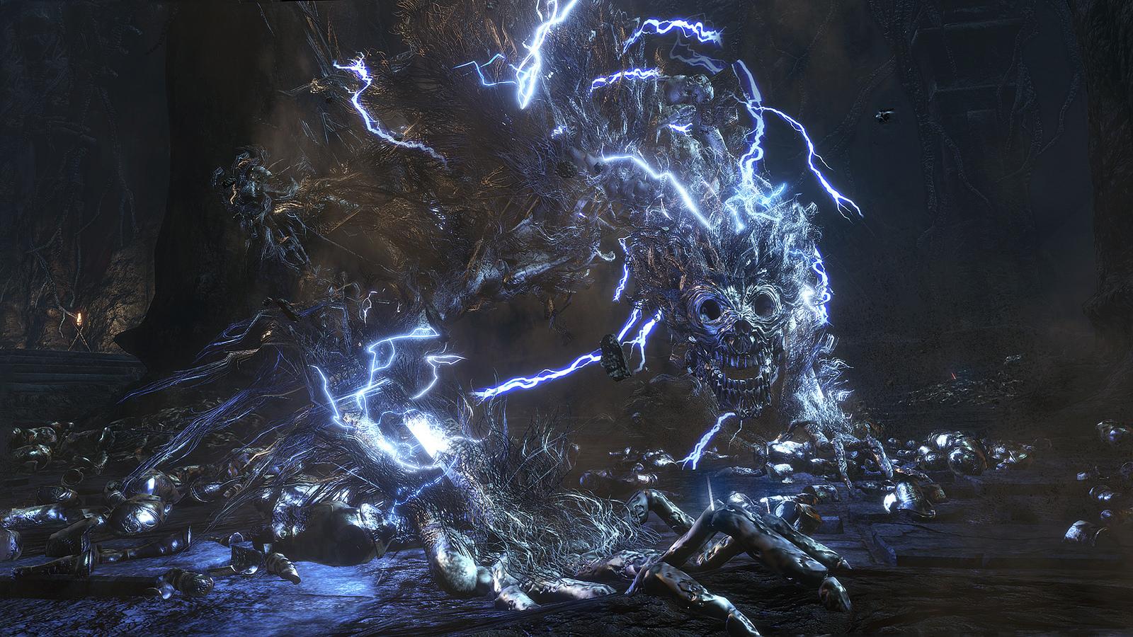 V Bloodborne bude i elektrizující boss 106445