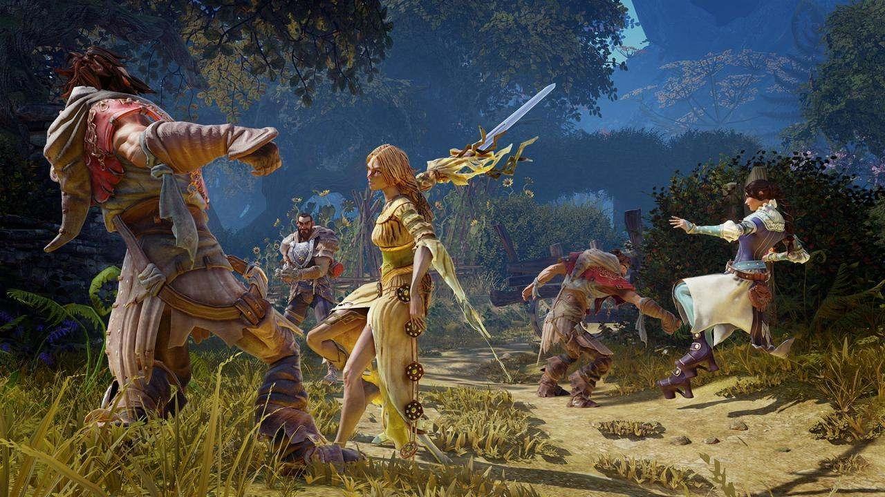 Obrázky z Fable Legends 106479
