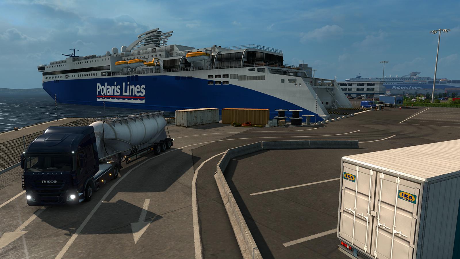 Rozhovor s SCS Software nejen o American Truck Simulatoru 106494