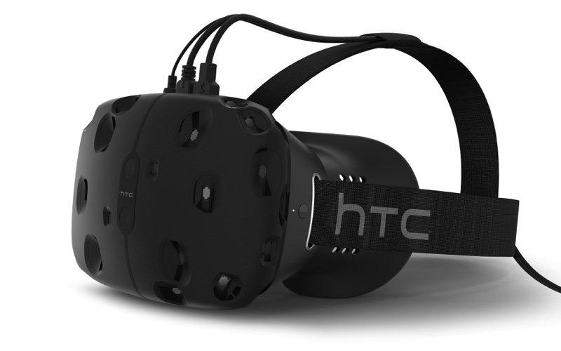 HTC a Valve odhalují nový headset pro virtuální realitu 106531