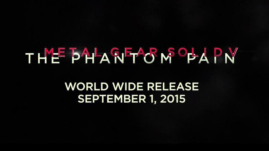 1. září vyjde Metal Gear Solid 5: The Phantom Pain 106608